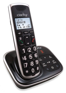 Assistive telephone