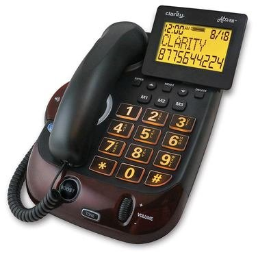 Alto plus amplified corded telephone